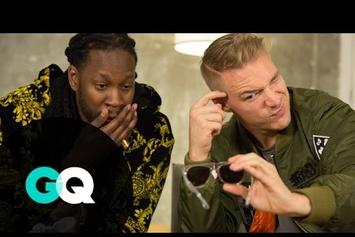 2 Chainz & Diplo Try On $48K Sunglasses