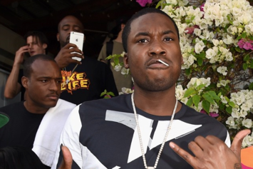 Meek Mill's BET After Party Attracted A Lot Of Cops