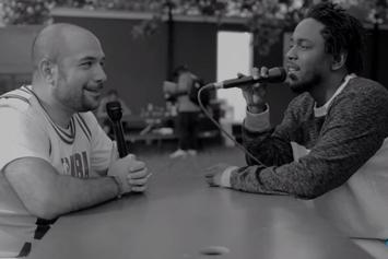 "Kendrick Lamar Talks ""TPAB,"" Reaching The Youth, & More With Peter Rosenberg"
