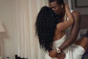 "Meek Mill Feat. Nicki Minaj & Chris Brown ""All Eyes On You"" Video"