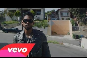 "Miguel Feat. Kurupt ""NWA"" Video"