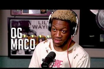 OG Maco On Hot 97