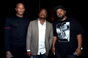 """Straight Outta Compton"" Garners $24.2 Million In Opening Day Sales"