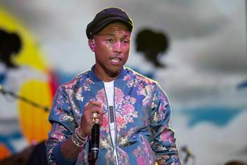 Pharrell To Headline Apple Music Festival