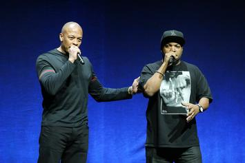 Dr. Dre & Ice Cube File Motion To Be Excused From Suge Knight's Wrongful Death Lawsuit