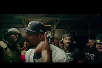 "Method Man Feat. Redman, Hanz On, StreetLife ""Straight Gutta"" Video"
