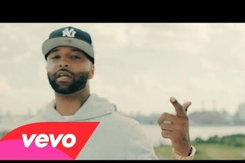 "Joe Budden ""Broke"" Video"