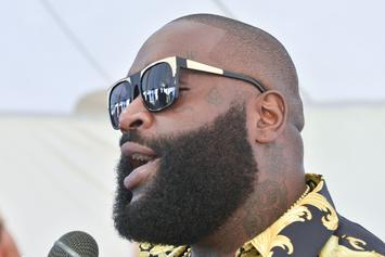 Rick Ross' Baby Mama Accuses Him Of Stealing Car From Their Son