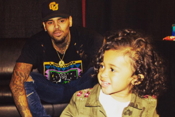 Chris Brown Wins Joint Custody Of His Daughter Royalty