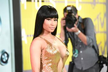 Nicki Minaj Hints At Possible Collaboration With The Weeknd