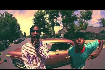 ASAP Rocky & Tyler, The Creator Freestyle & Get Weird In Tour Promo