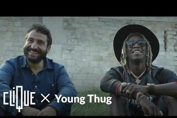 Young Thug Learns To Swear In French, Talks Artistry, Childhood, & Biters