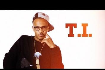 """T.I. On Returning To T.I.P. Moniker & The """"Unapologetic Trap"""" Of His Upcoming LP"""