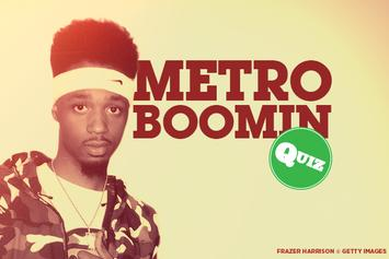 Quiz: How Well Do You Know Metro Boomin?