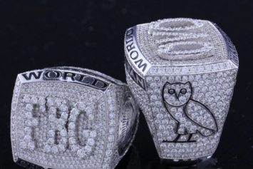 Future Buys Drake Diamond-Encrusted FBGOVO Ring