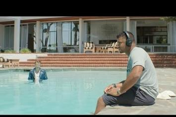Macklemore & Russell Wilson Star In Bose Headphone Commercial