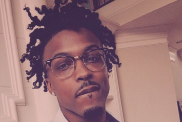 "August Alsina Reveals Cover Art For ""This Thing Called Life,"" Release Date"
