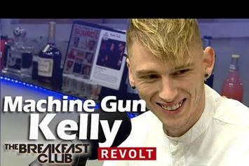 Machine Gun Kelly On The Breakfast Club