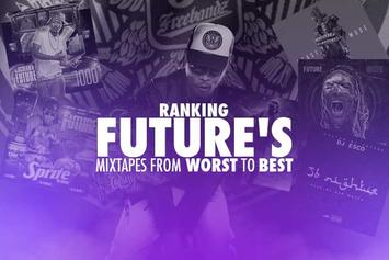 Ranking Future's Mixtapes From Worst To Best