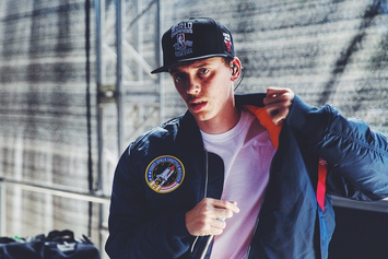 "Logic Releases His Sophomore Album ""The Incredible True Story"""
