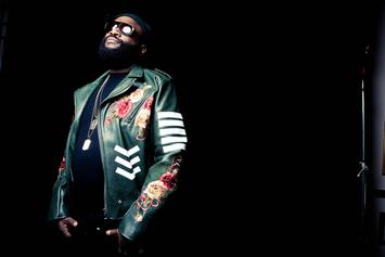 Rick Ross Covers The Source