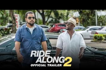 "Watch Ice Cube & Kevin Hart In ""Ride Along 2"""