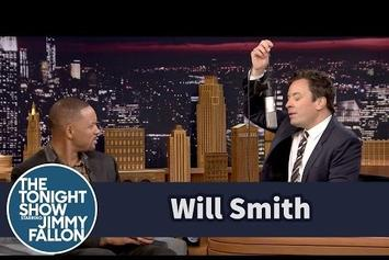 Will Smith Teases 2016 Tour On Jimmy Fallon