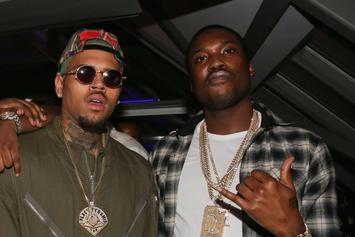 "Chris Brown Defends Meek Mill: ""The System Is Set On Bullsh*t"""