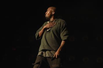 "Kanye West Named GQ's ""Most Stylish Man"" Of 2015"
