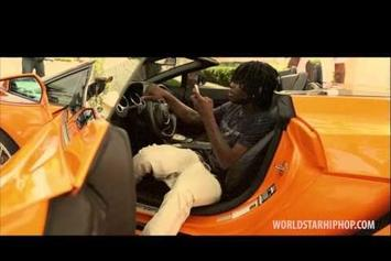 """Chief Keef """"Where Ya At (Freestyle)"""" Video"""