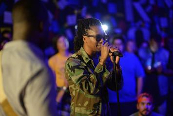 "Lupe Fiasco Says ""DROGAS"" Is ""Coming Soon,"" Shares Artwork"