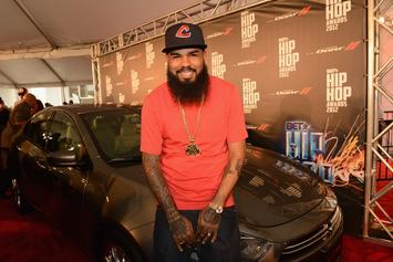 """Stalley Announces """"From Me To You"""" Tour Dates"""