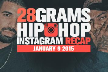 28 Grams: Hip Hop Instagram Recap (Jan 2-8)