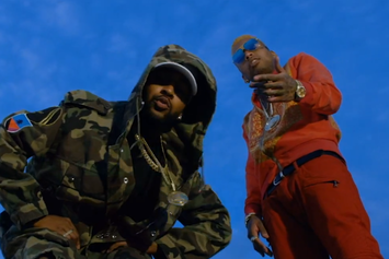 "Kid Ink Feat. Omarion ""Summer In The Winter"" Video"