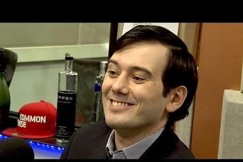 Martin Shkreli Discusses Ghostface Killah Beef On The Breakfast Club