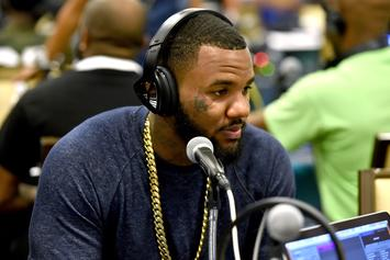 "The Game Denies Sexual Assault Claims, Calls Accuser a ""Tranny"""