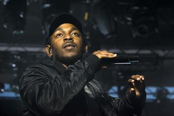 "Stream Kendrick Lamar's New Surprise Album ""Untitled Unmastered"""