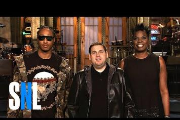 """Future Says His Appearance on SNL Will Be """"Sensational"""""""