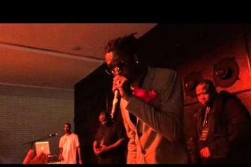 "Watch Young Thug Perform ""About The Money"" At SXSW"