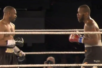 Roy Jones Jr. KOs Amateur Opponent Trying To Win $100,000