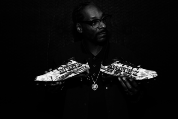Snoop Dogg & Adidas Link Up For Adizero Football Cleat