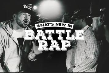 What's New In Battle Rap (April 1)