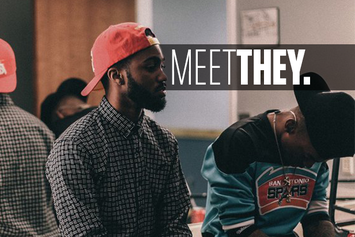 Meet THEY.: Mysterious R&B Duo