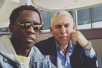 "Young Thug & Lyor Cohen Star In Episode Of CNBC's ""Follow The Leader"""