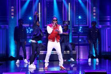 """Future Performs """"Wicked"""" On Jimmy Fallon"""