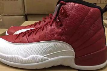 Another Air Jordan 12 Is On The Way For Summer