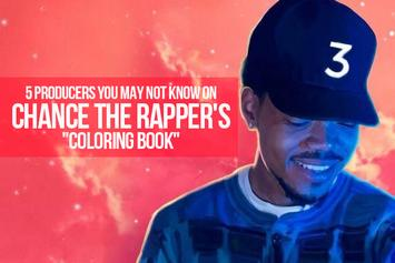 """5 Producers You May Not Know On Chance The Rapper's """"Coloring Book"""""""