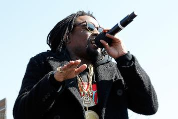 Wale Gave United Airlines Workers A Piece Of His Mind On Snapchat