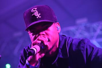 """Chance The Rapper's """"Coloring Book"""" To Chart On Billboard 200"""