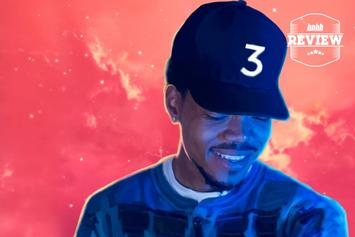"Review: Chance The Rapper's ""Coloring Book"""